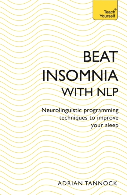 Bilde av Beat Insomnia With Nlp: Neurolinguistic Programming Techniques T