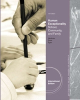 Human Exceptionality, 11th ed.