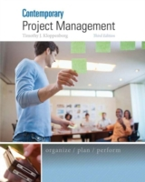 Contemporary Project Management, 3rd ed.