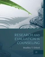 Research and Evaluation in Counseling, 2