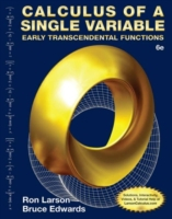 Calculus of a Single Variable