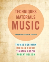 Techniques and Materials of Music, 8th e