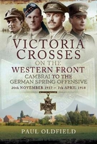 Victoria Crosses on the Western Front -