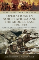Operations in North Africa and the Middl
