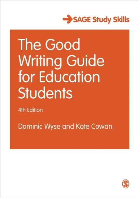 The Good Writing Guide for Education Stu