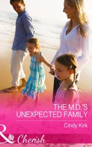 M.D.'s Unexpected Family (Mills & Boon C