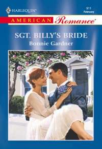 Sgt. Billy's Bride (Mills & Boon America