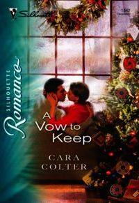 Vow to Keep (Mills & Boon Silhouette)