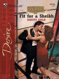 Fit for a Sheikh (Mills & Boon Silhouett