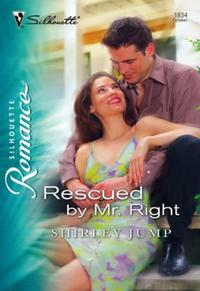 Rescued by Mr Right (Mills & Boon Silhou