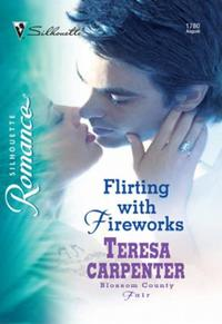 Flirting with Fireworks (Mills & Boon Si
