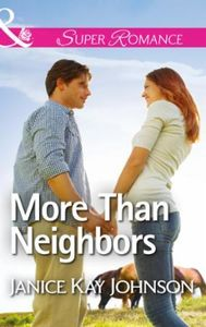 More Than Neighbors (Mills & Boon Superr