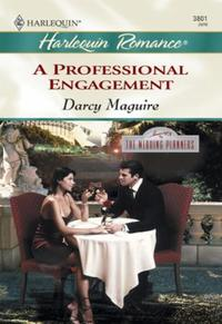 Professional Engagement (Mills & Boon Ch