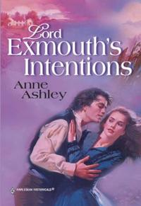 Lord Exmouth's Intentions (Mills & Boon