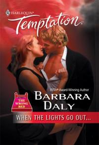 When the Lights Go Out... (Mills & Boon