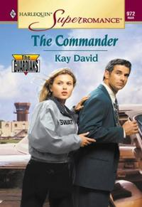 Commander (Mills & Boon Vintage Superrom