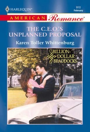 C.e.o.'s Unplanned Proposal (Mills & Boo