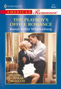 Playboy's Office Romance (Mills & Boon A