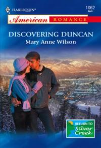 Discovering Duncan (Mills & Boon America
