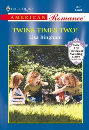Twins Times Two! (Mills & Boon American
