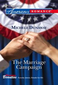 Marriage Campaign (Mills & Boon American