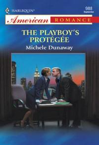 Playboy's Protegee (Mills & Boon America