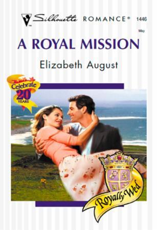 Royal Mission (Mills & Boon Silhouette)