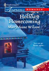 Holiday Homecoming (Mills & Boon America