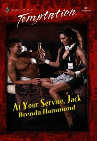 At Your Service, Jack (Mills & Boon Temp