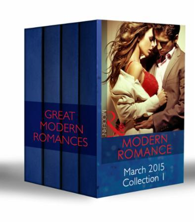 Modern Romance March 2015 Collection 1 (