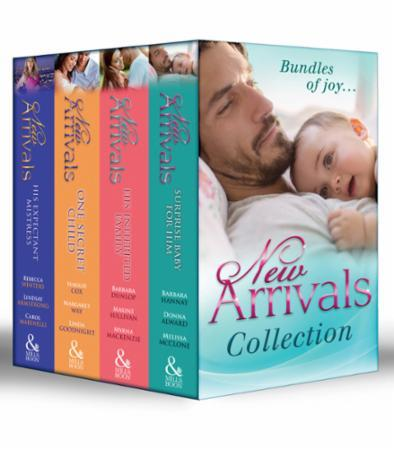 New Arrivals Collection (Mills & Boon e-