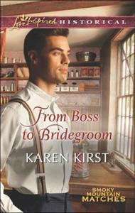 From Boss to Bridegroom (Mills & Boon Lo