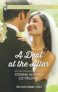 Deal at the Altar (Mills & Boon M&B)