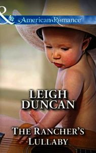 Rancher's Lullaby (Mills & Boon American