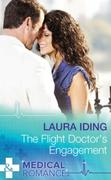 Flight Doctor's Engagement (Mills & Boon