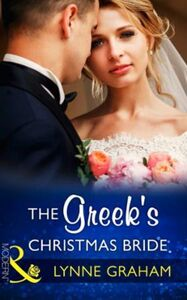 The Greek's Christmas Bride
