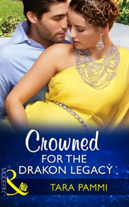 Crowned For The Drakon Legacy