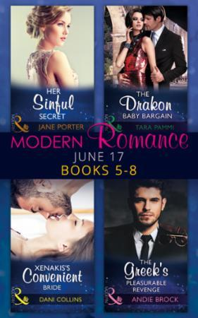 Modern Romance June 2017 Books 5 - 8