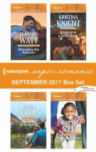 Harlequin Superromance September 2017 Bo