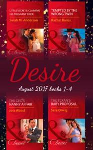 Desire Collection: August 2017 Books 1 -