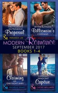 Modern Romance September 2017 Books 1 -