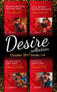 Desire Collection: October 2017 Books 1