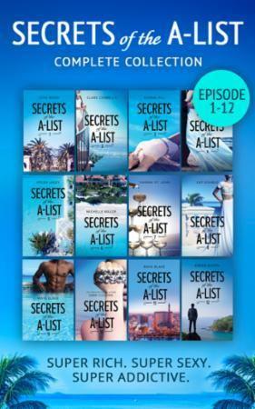 Secrets Of The A-List Complete Collectio