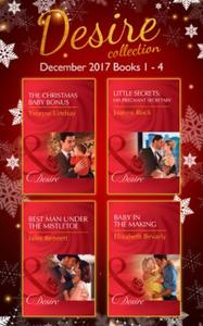 Desire Collection: December Books 1 - 4