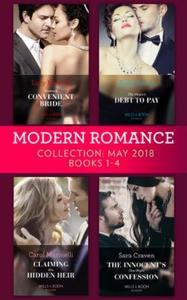 Modern Romance Collection: May 2018 Book