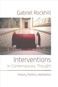 Interventions in Contemporary Thought