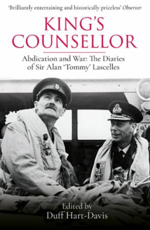 """Bilde av King""""s Counsellor: Abdication And War: The Diaries Of Sir A'"""