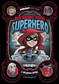 Red Riding Hood, Superhero