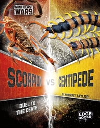 Scorpion vs Centipede
