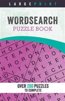 Large Print Word Search Puzzle Book